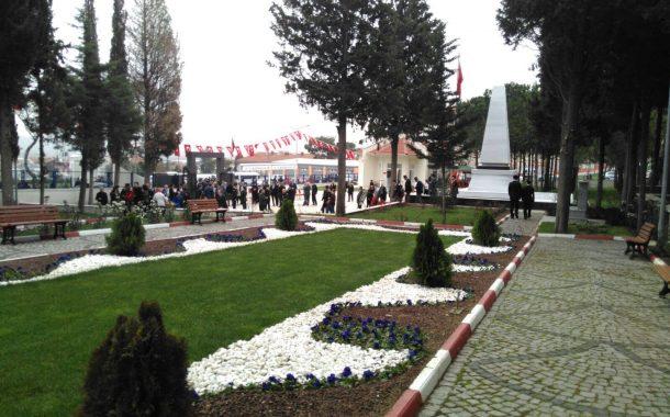 TEMAD Balıkesir İl Başkanlığı 18 Mart Şehitleri Anma ve Çanakkale Deniz Zafer'inin 103 üncü yıl dönümü etkinliklerine katıldı