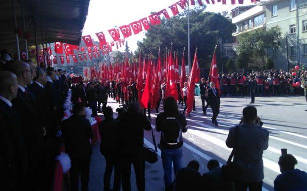 TEMAD Balıkesir İl Başkanlığı 29 Ekim Kutlamalarına Katıldı