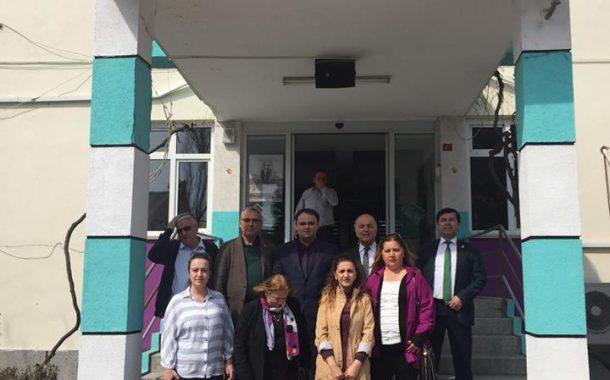 TEMAD Balıkesir il Başkanlığı  Balıkesir Huzurevini ziyaret etti.