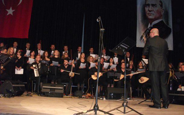TEMAD Balıkesir İl Başkanlığı THM Konseri